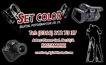 Set Color Digital Foto�raf��l�k